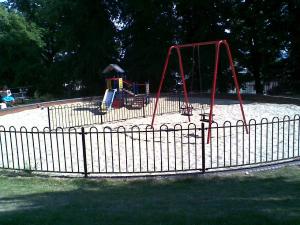 Fenced-Play-Area