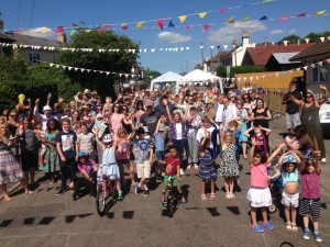 Street Party 2015 Gazette