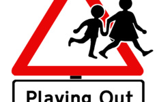 Playing Out logo